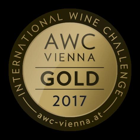 AWC Medaille2017 GOLD HIRES | Vinum Nobile Winery | Slovenské vína svetovej kvality