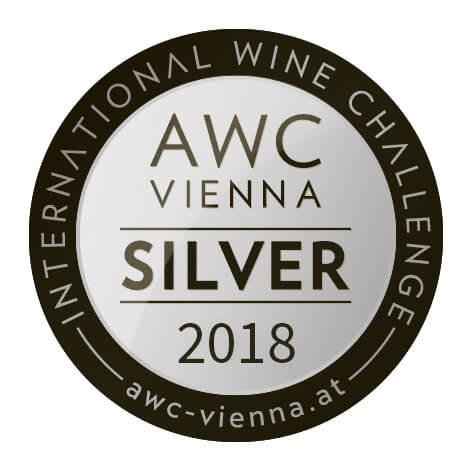AWC Medaille2018 SILVER HIRES   Vinum Nobile Winery   Slovenské vína svetovej kvality