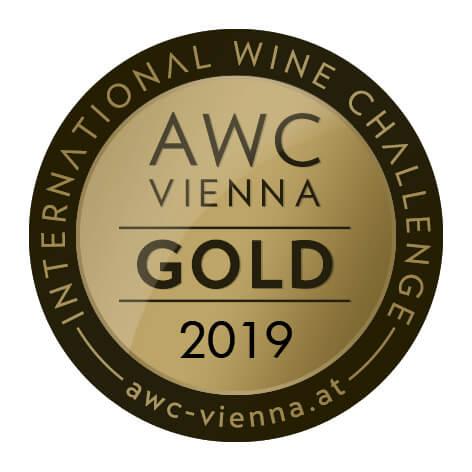 AWC Medaille2019 GOLD HIRES | Vinum Nobile Winery | Slovenské vína svetovej kvality
