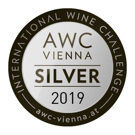 AWC Medaille2019 SILVER HIRES | Vinum Nobile Winery | Slovenské vína svetovej kvality