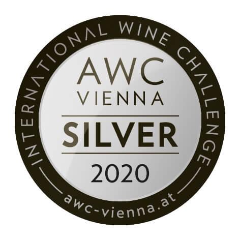 AWC Medaillen2020 Visuals SILVER HIRES | Vinum Nobile Winery | Slovenské vína svetovej kvality