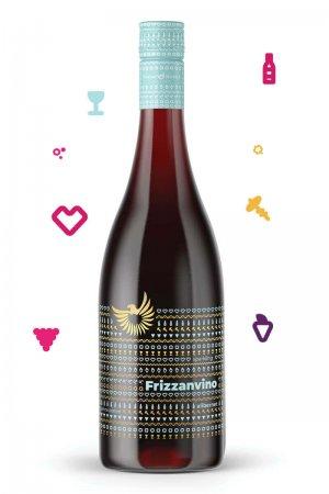 FRIZZANVINO Alibernet | Vinum Nobile Winery | Slovenské vína svetovej kvality