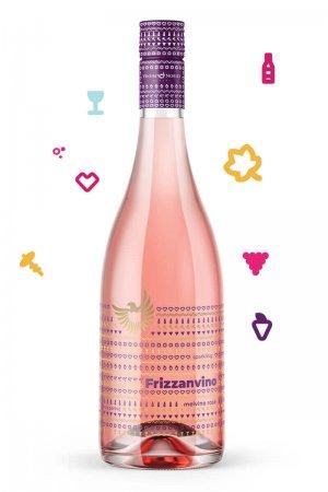 FRIZZANVINO MELVINO ROSE | Vinum Nobile Winery | Slovenské vína svetovej kvality