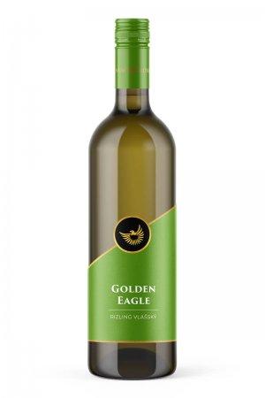 GOLDEN EAGLE Rizling Vlasky 2019 | Vinum Nobile Winery | Slovenské vína svetovej kvality