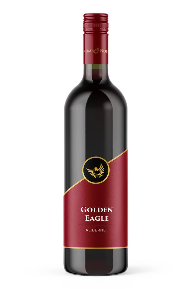 Golden Eagle Alibernet 2020   Vinum Nobile Winery   Slovenské vína svetovej kvality