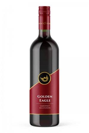 Golden Eagle Cabernet Sauvignon 2020   Vinum Nobile Winery   Slovenské vína svetovej kvality