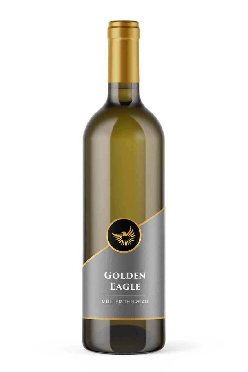 Golden Eagle Muller Thurgau 2018 | Vinum Nobile Winery | Slovenské vína svetovej kvality