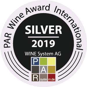 PAR silver 2019 | Vinum Nobile Winery | Slovenské vína svetovej kvality