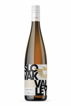 Slovak Valley – Cahrdonnay 2019 scaled   Vinum Nobile Winery   Slovenské vína svetovej kvality
