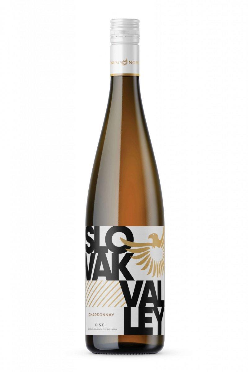 Slovak Valley – Cahrdonnay 2019 scaled | Vinum Nobile Winery | Slovenské vína svetovej kvality