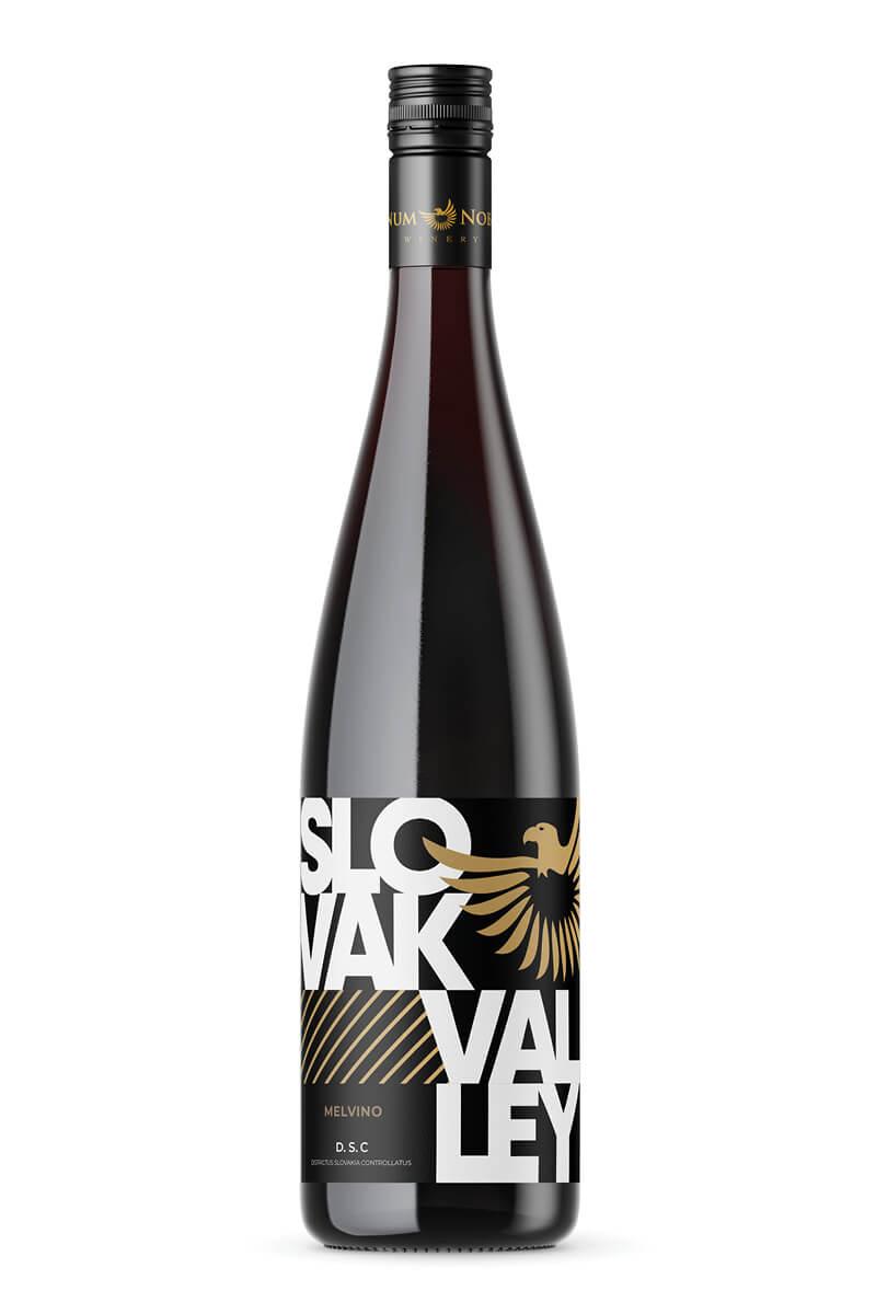 Slovak Valley Melvino 2020 | Vinum Nobile Winery | Slovenské vína svetovej kvality