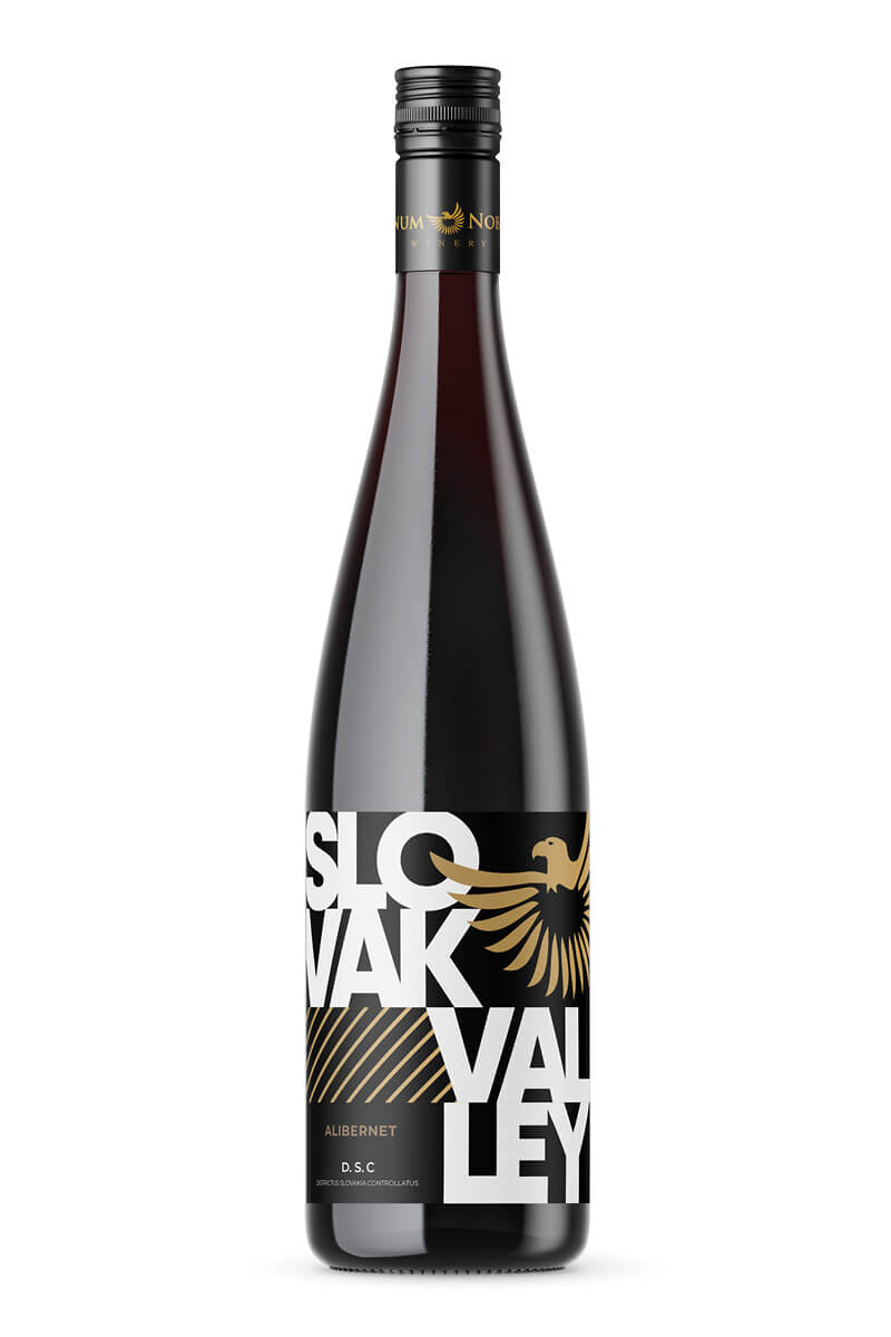 Slovak Valley Alibernet | Vinum Nobile Winery | Slovenské vína svetovej kvality