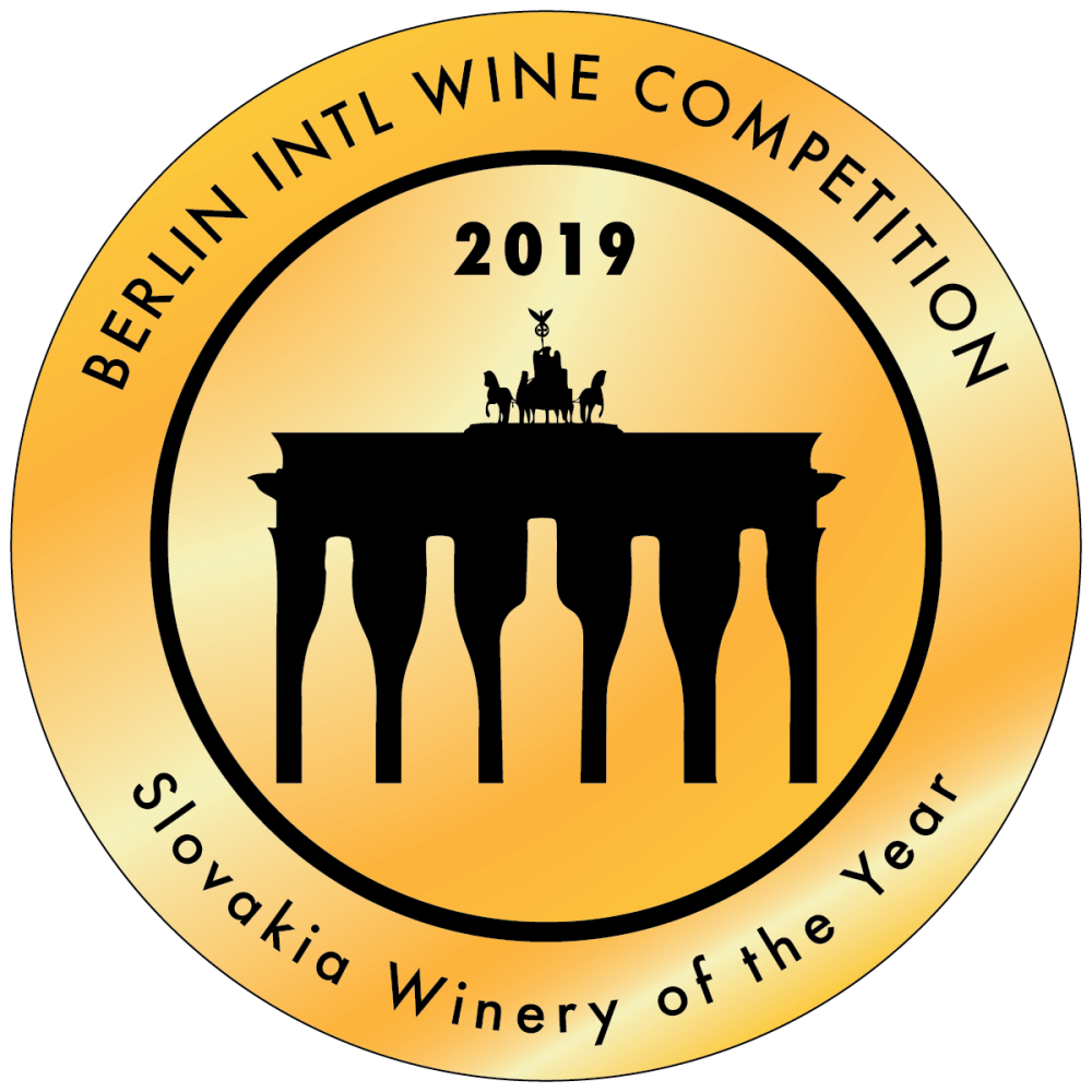 Slovakia Winery of the Year | Vinum Nobile Winery | Slovenské vína svetovej kvality