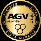 agrovino nitra 2014 gold | Vinum Nobile Winery | Slovenské vína svetovej kvality