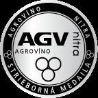 agrovino nitra 2014 silver | Vinum Nobile Winery | Slovenské vína svetovej kvality