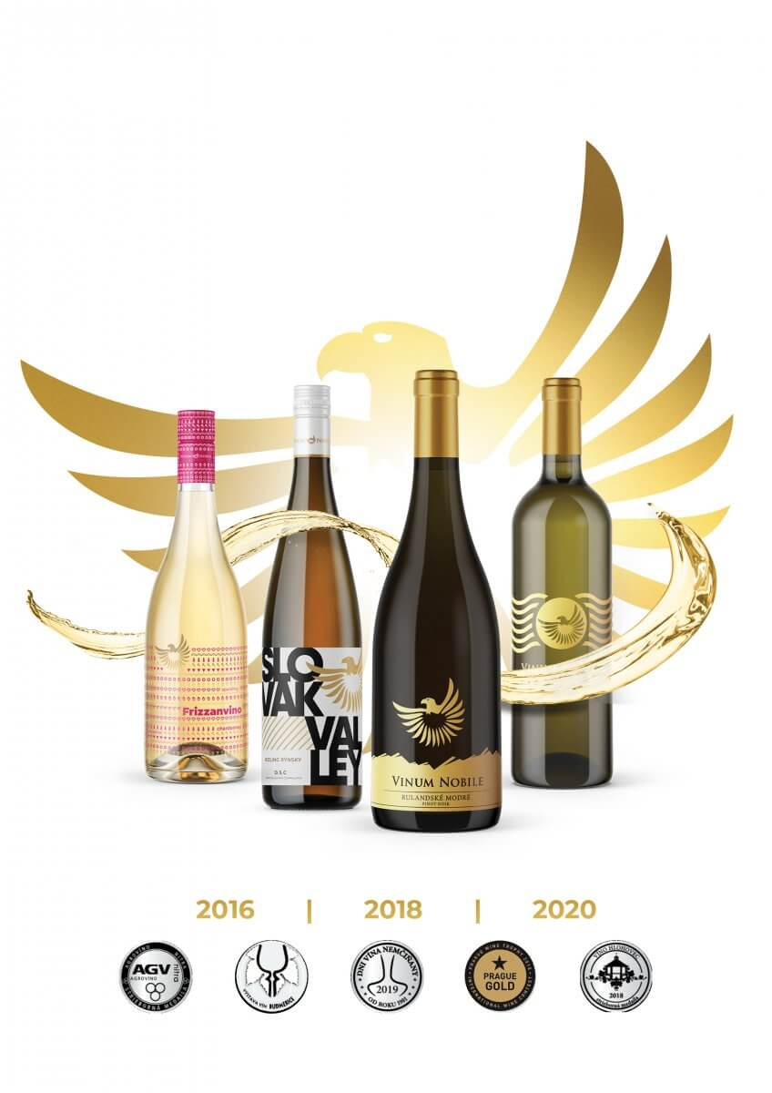 bannery web   Vinum Nobile Winery   Slovenské vína svetovej kvality