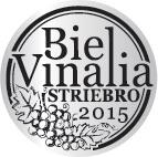 biel vinalia 2015 silver   Vinum Nobile Winery   Slovenské vína svetovej kvality