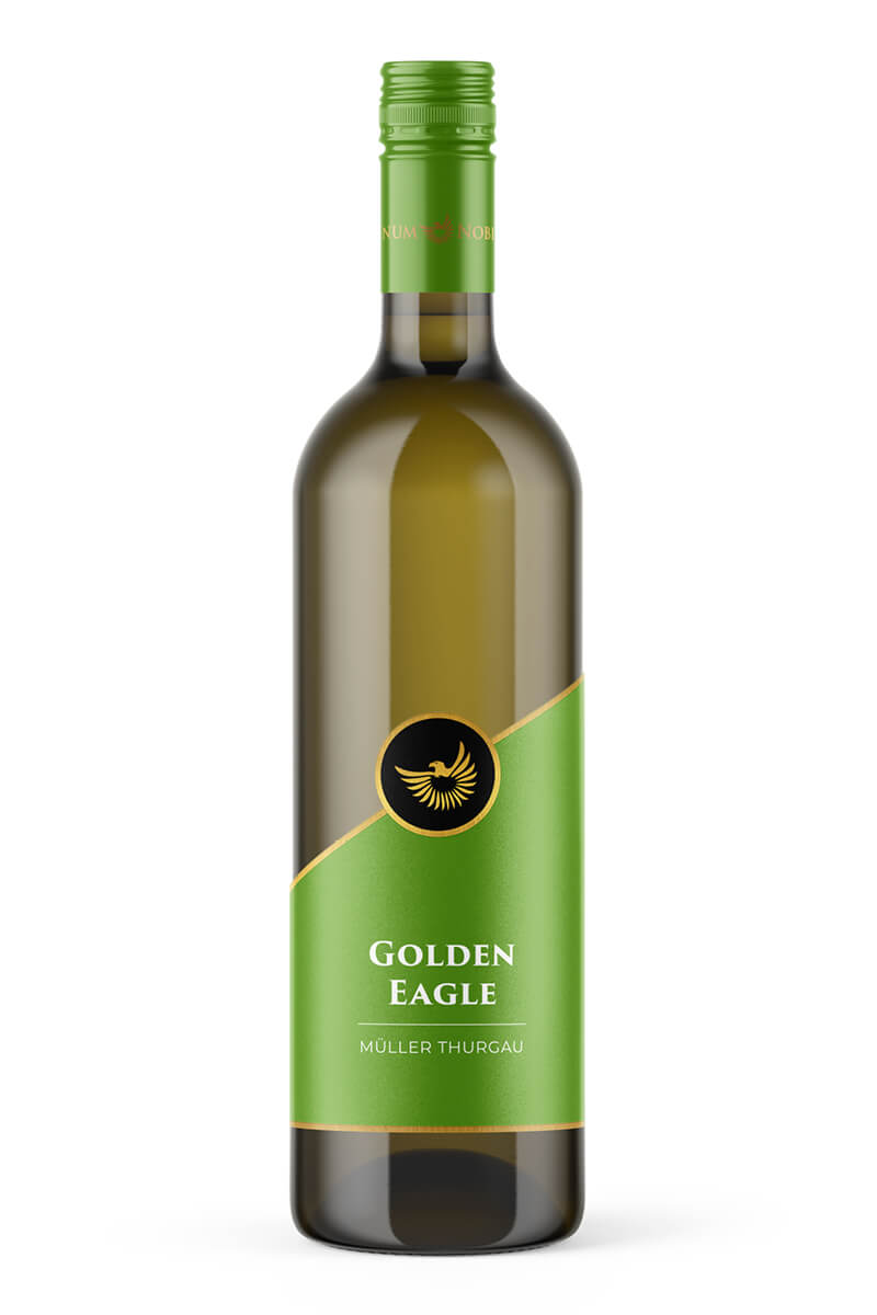 golden eagle wines Müller Thurgau 2019 | Vinum Nobile Winery | Slovenské vína svetovej kvality