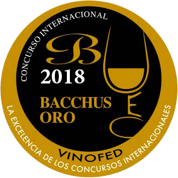 medalla bacchus 2018 | Vinum Nobile Winery | Slovenské vína svetovej kvality