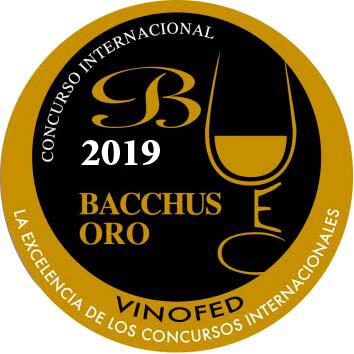 medalla bacchus 2019 | Vinum Nobile Winery | Slovenské vína svetovej kvality
