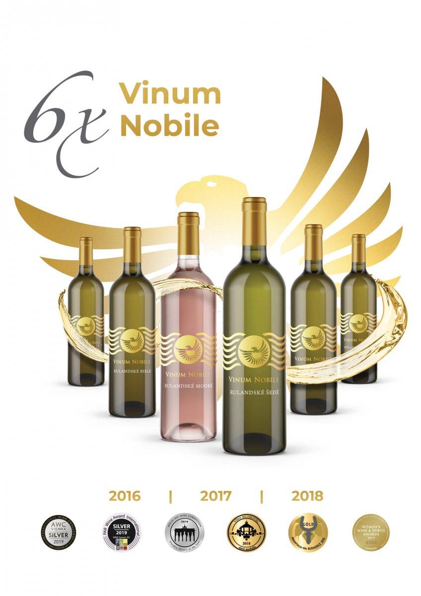 sety   Vinum Nobile Winery   Slovenské vína svetovej kvality