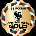 vinicne rocnik gold 2018 | Vinum Nobile Winery | Slovenské vína svetovej kvality
