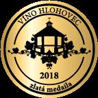 vino hlohovec 2018 gold | Vinum Nobile Winery | Slovenské vína svetovej kvality